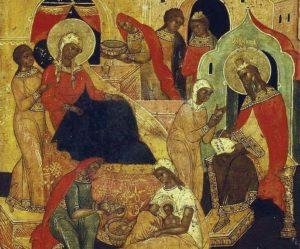 Рождество Иоанна Предтечи1