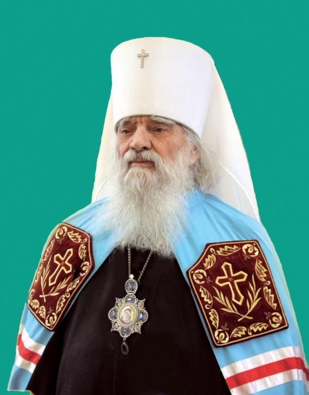 Высокопреосвященнейший Митрополит Омский и Тарский Феодосий